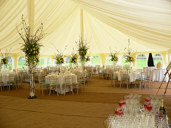 Marquee Hire Worthing Chichester Crawley Haywards